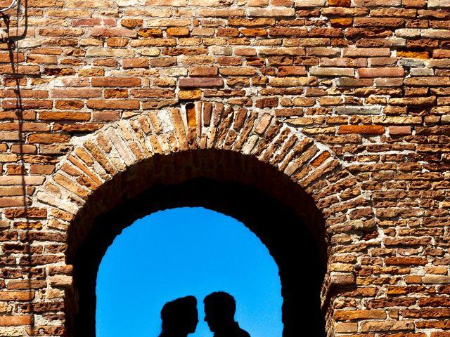 Il matrimonio di Lorenzo e Oriana a Comacchio, Ferrara 61