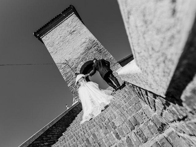 Il matrimonio di Lorenzo e Oriana a Comacchio, Ferrara 62