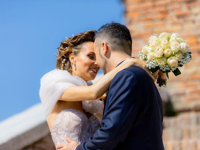 Il matrimonio di Lorenzo e Oriana a Comacchio, Ferrara 66