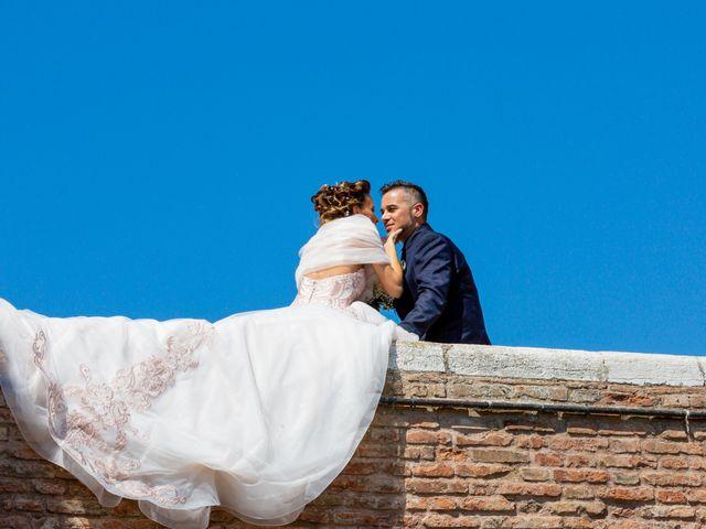 Il matrimonio di Lorenzo e Oriana a Comacchio, Ferrara 67