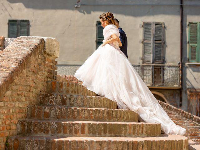 Il matrimonio di Lorenzo e Oriana a Comacchio, Ferrara 68