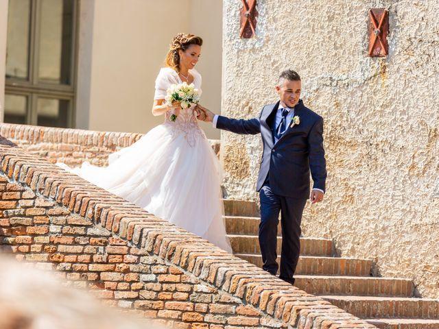 Il matrimonio di Lorenzo e Oriana a Comacchio, Ferrara 69