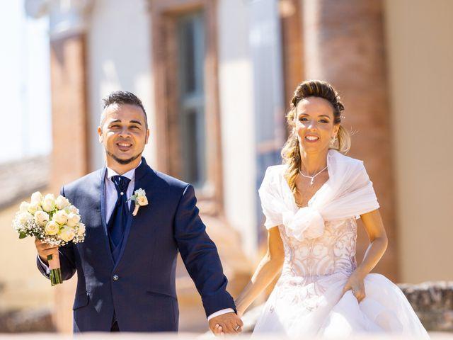 Il matrimonio di Lorenzo e Oriana a Comacchio, Ferrara 70