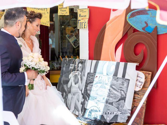 Il matrimonio di Lorenzo e Oriana a Comacchio, Ferrara 72