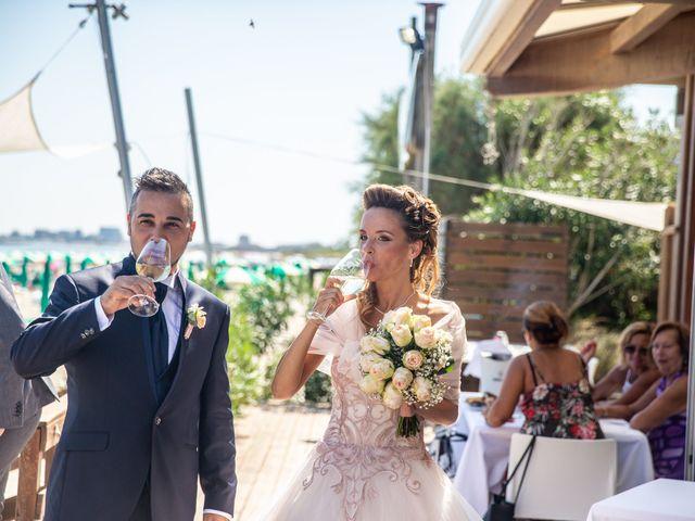 Il matrimonio di Lorenzo e Oriana a Comacchio, Ferrara 80