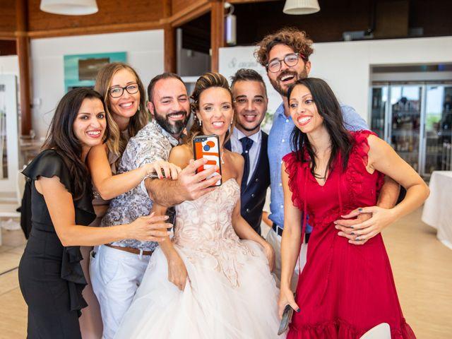 Il matrimonio di Lorenzo e Oriana a Comacchio, Ferrara 82