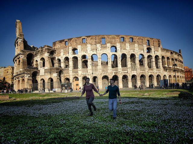 Il matrimonio di Andrea e Marianna a Roma, Roma 1