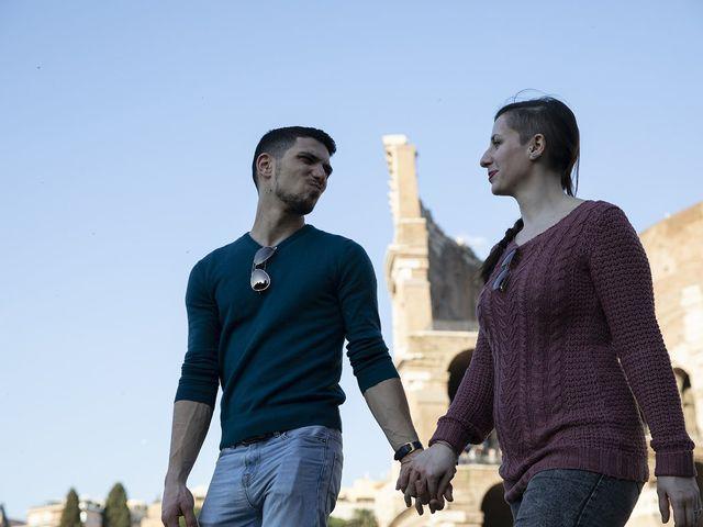 Il matrimonio di Andrea e Marianna a Roma, Roma 4