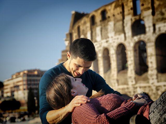 Il matrimonio di Andrea e Marianna a Roma, Roma 5