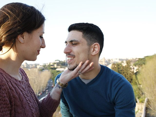 Il matrimonio di Andrea e Marianna a Roma, Roma 6
