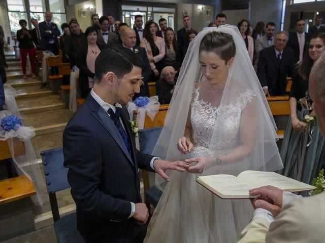 Il matrimonio di Andrea e Marianna a Roma, Roma 40
