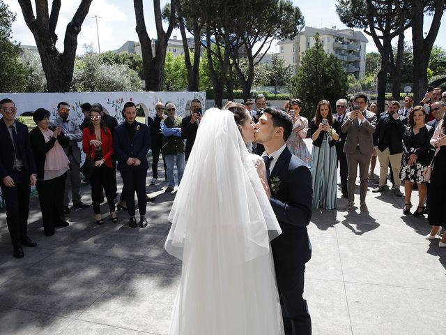 Il matrimonio di Andrea e Marianna a Roma, Roma 48