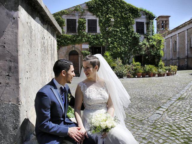 Il matrimonio di Andrea e Marianna a Roma, Roma 49