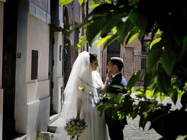 Il matrimonio di Andrea e Marianna a Roma, Roma 50
