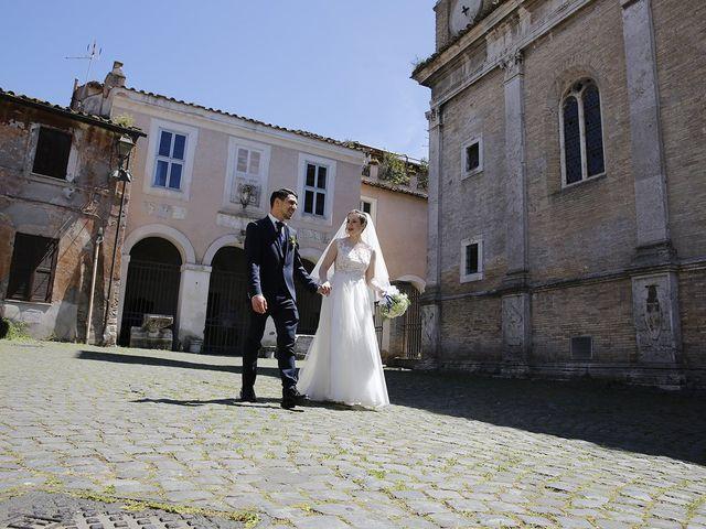 Il matrimonio di Andrea e Marianna a Roma, Roma 52