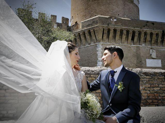 Il matrimonio di Andrea e Marianna a Roma, Roma 53