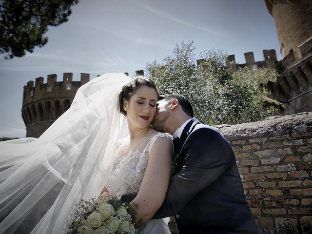 Il matrimonio di Andrea e Marianna a Roma, Roma 54
