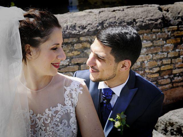 Il matrimonio di Andrea e Marianna a Roma, Roma 55