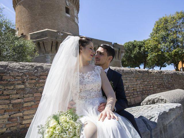 Il matrimonio di Andrea e Marianna a Roma, Roma 58