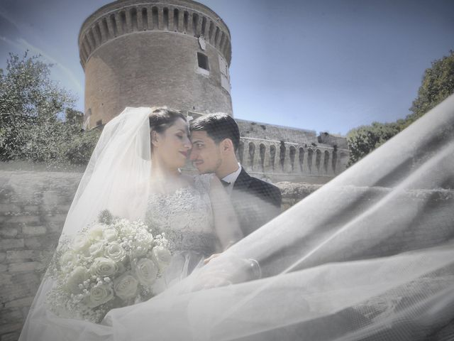 Il matrimonio di Andrea e Marianna a Roma, Roma 59