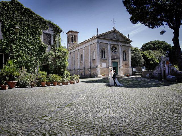 Il matrimonio di Andrea e Marianna a Roma, Roma 60