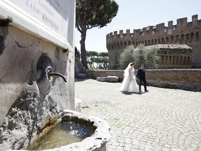 Il matrimonio di Andrea e Marianna a Roma, Roma 61