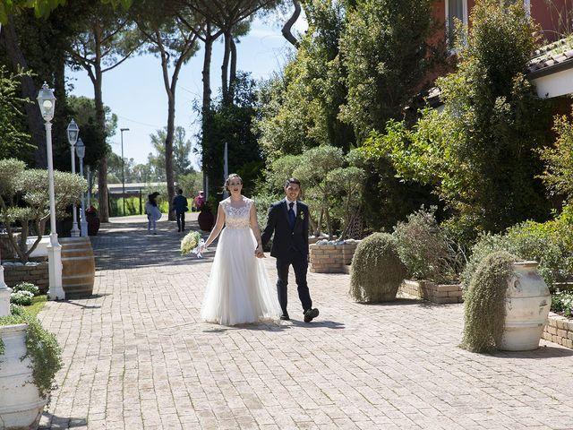 Il matrimonio di Andrea e Marianna a Roma, Roma 67