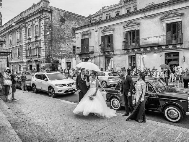 Il matrimonio di Antonella e Alberto a Modica, Ragusa 48