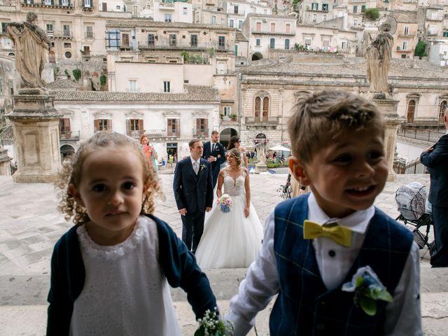 Il matrimonio di Antonella e Alberto a Modica, Ragusa 52