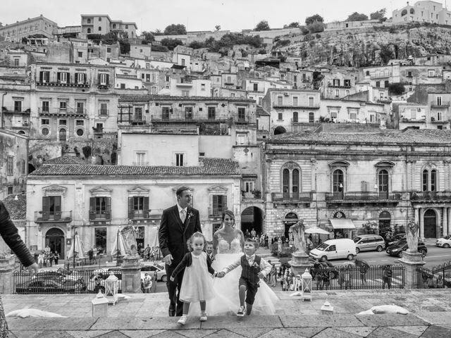 Il matrimonio di Antonella e Alberto a Modica, Ragusa 55