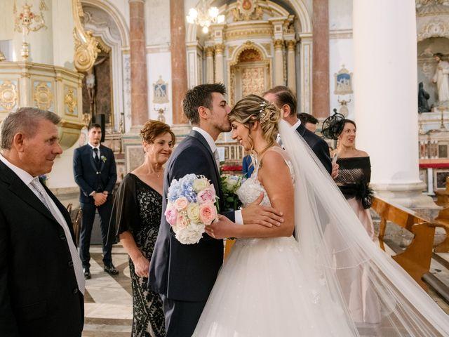 Il matrimonio di Antonella e Alberto a Modica, Ragusa 59
