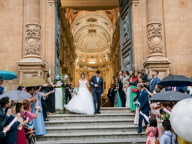 Il matrimonio di Antonella e Alberto a Modica, Ragusa 67