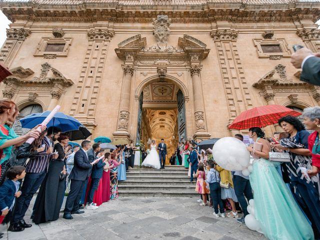 Il matrimonio di Antonella e Alberto a Modica, Ragusa 68