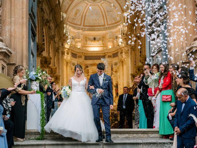 Il matrimonio di Antonella e Alberto a Modica, Ragusa 69