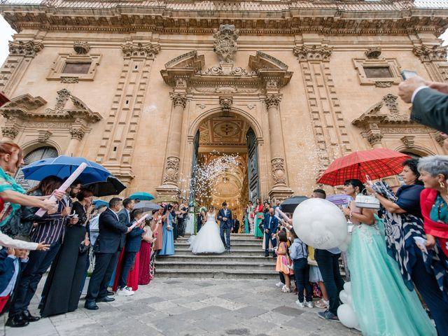 Il matrimonio di Antonella e Alberto a Modica, Ragusa 71