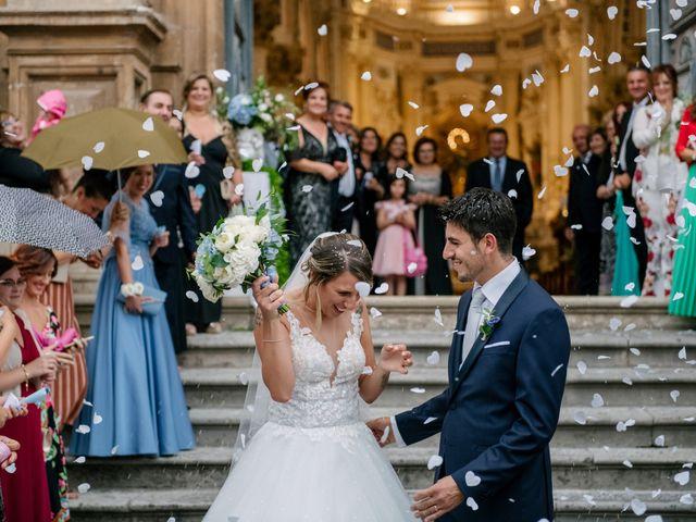Il matrimonio di Antonella e Alberto a Modica, Ragusa 72