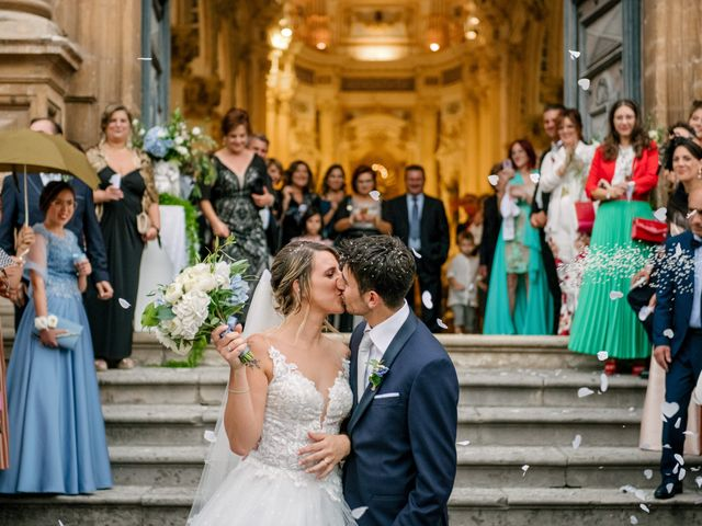 Il matrimonio di Antonella e Alberto a Modica, Ragusa 73