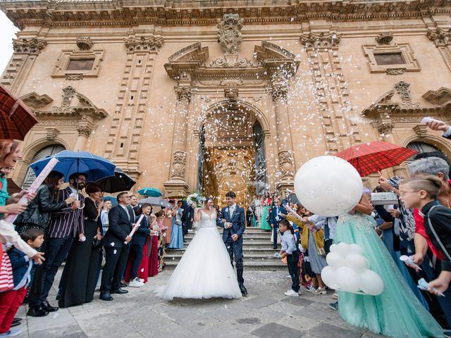Il matrimonio di Antonella e Alberto a Modica, Ragusa 74