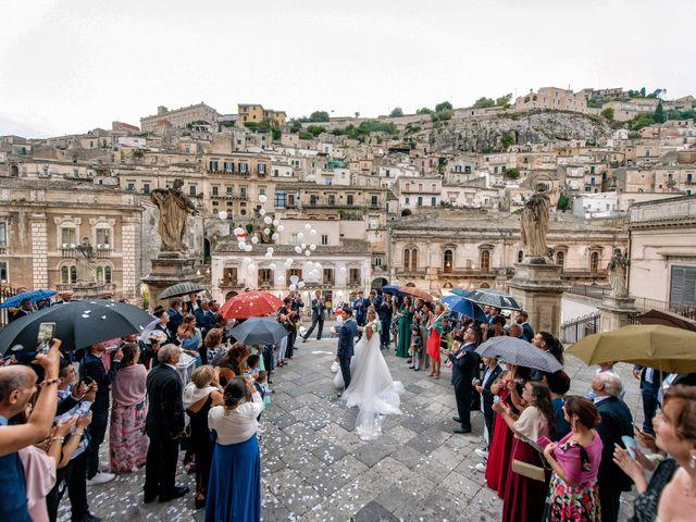 Il matrimonio di Antonella e Alberto a Modica, Ragusa 76