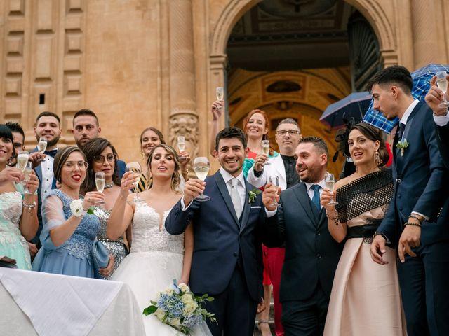 Il matrimonio di Antonella e Alberto a Modica, Ragusa 78
