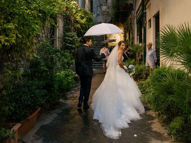 Il matrimonio di Antonella e Alberto a Modica, Ragusa 79