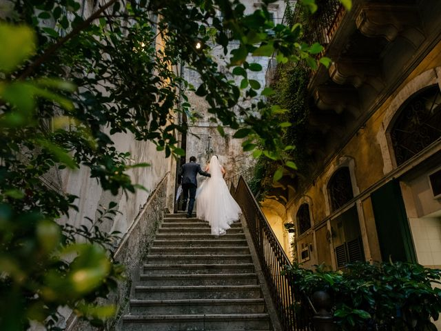 Il matrimonio di Antonella e Alberto a Modica, Ragusa 80