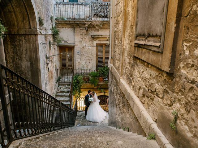 Il matrimonio di Antonella e Alberto a Modica, Ragusa 82