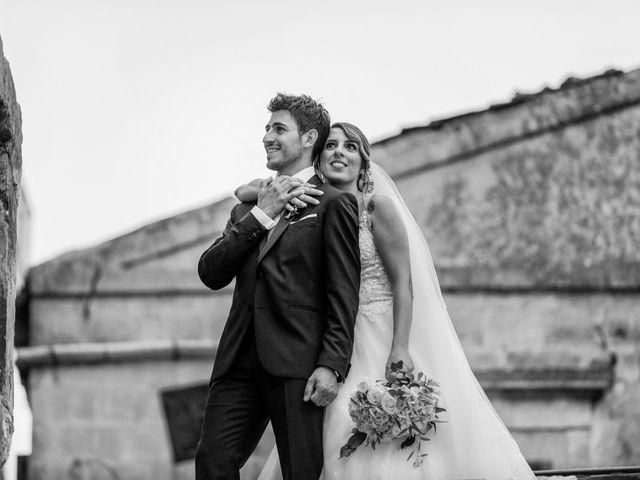 Le nozze di Alberto e Antonella