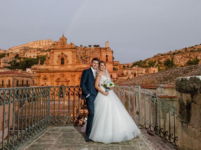 Il matrimonio di Antonella e Alberto a Modica, Ragusa 85