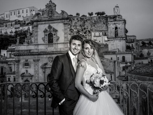 Il matrimonio di Antonella e Alberto a Modica, Ragusa 86