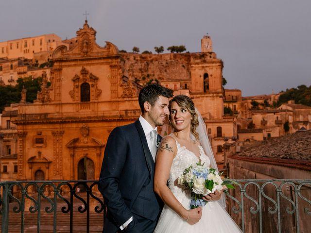 Il matrimonio di Antonella e Alberto a Modica, Ragusa 87