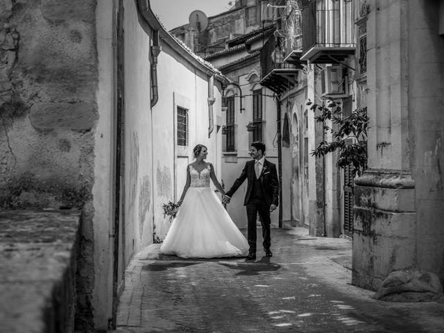 Il matrimonio di Antonella e Alberto a Modica, Ragusa 89