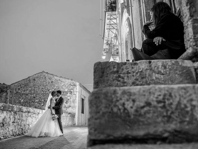 Il matrimonio di Antonella e Alberto a Modica, Ragusa 90