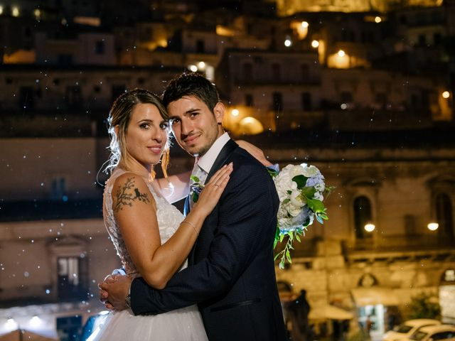 Il matrimonio di Antonella e Alberto a Modica, Ragusa 91